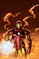 Iron Man Colors by rkw0021