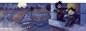 Ilustracion para cuento by Bonadesign