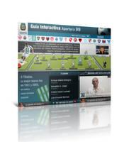 Guia interactiva Apertura 09 by Bonadesign