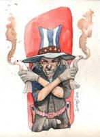 Tio Sam: Guerra por la paz by Bonadesign