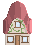 Pixel House by Gindew