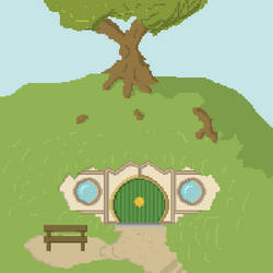 Bag End! by Gindew