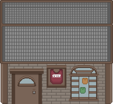 Pixel Life: Clothes Shop by Gindew