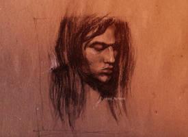 David Gilmour by AnnaMorozova