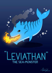 Leviathan - The Sea-Monster by AlexGilBle