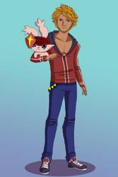 The Pizza Boy by dArcihr