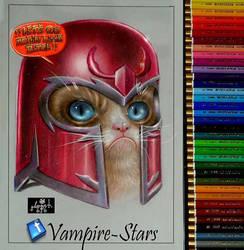 GRUMPY-GNETO by vampire-stars