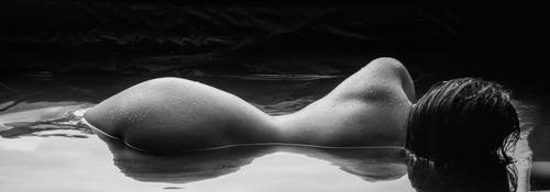 Shadows on the Water by Cyberfoxbat