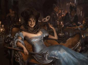 Vampire Noble by Ryan-Alexander-Lee