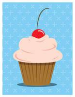 cupcake by Wish4magic