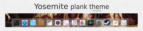 Yosemite plank theme by whhothe