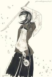 Yukimura by GreatShinigami