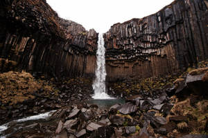 Svartifoss by SkylerBrown
