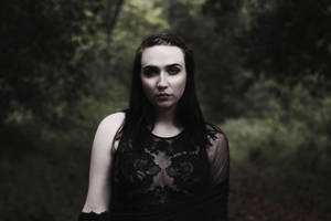 Zoe Creeping by SkylerBrown