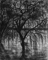 Inktober Tree by SkylerBrown