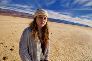 Sierra Desert by SkylerBrown