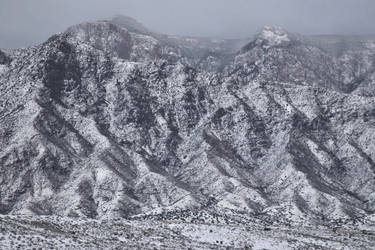 Sandia Mountains by SkylerBrown