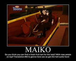 Maiko by irmesia