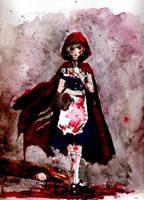 Little Dead Riding Hood by pickles-of-doom