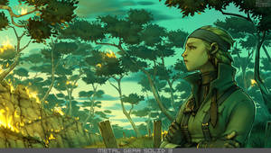 MGS3 fanart 3 by GrayShuko