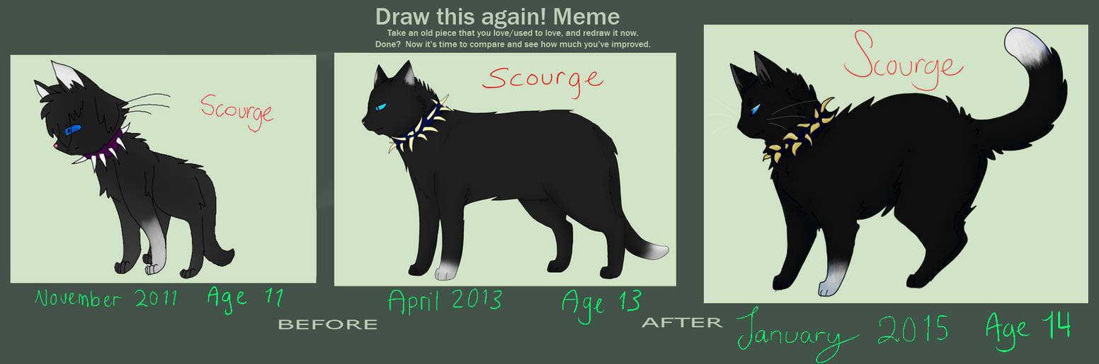 Warrior Cats Scourge Meme Www Topsimages Com