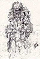 PREDATOR 01 by vandalocomics