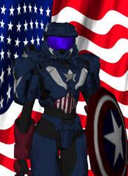 General America by DarkKomet