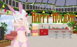 Happy Holiday 2018 by DarkKomet