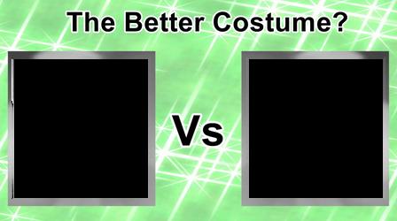 The Better Costume? Base by DarkKomet