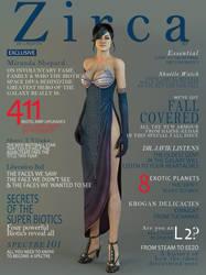 Zirca Magazine September Issue by elmjuniper