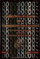 Collection of chains by Lyotta