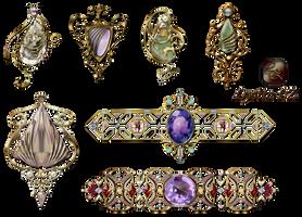 jewels elements lyotta LZ by Lyotta