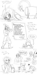 sketch request Ustream 4 by ansuz