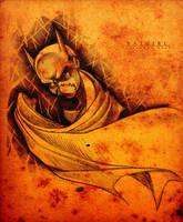 Batgirl: Cassandra Cain by vejiicakes