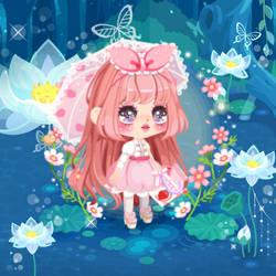 Sakura Cookie by VainillaMoon