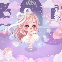 Crystal Swan 2.0 by VainillaMoon