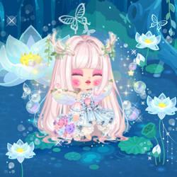 Ethereally Crystallized by VainillaMoon