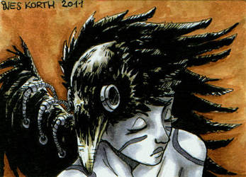 Raven by Tacaret