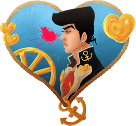 josuke by whinge