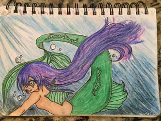 Mermaid by TrebleDaRebel