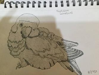 Lovebird by TrebleDaRebel