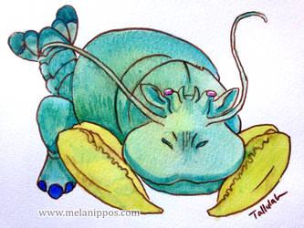 Lobster-Potamus... by melanippos