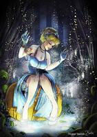 Cinderella by VirginieSiveton