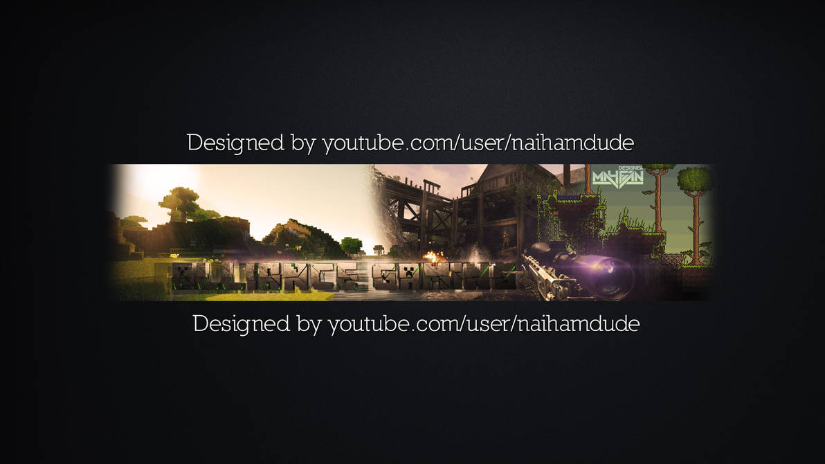 gaming youtube channel art - Emayti australianuniversities co