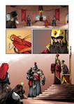 ZIRAXES #5 page 21 by andreitabacaru