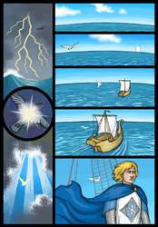 Elwing-comics by zdrava