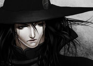 Vampire Hunter D by linnyxito