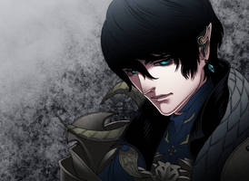 Ser Aymeric by linnyxito