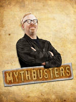 Mythbusters Adam Savage by webmartin99