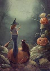 Halloween 2016 by Avi-li